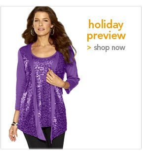 Shop Holiday Preview