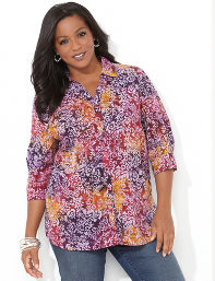 Floral Allure Shirt