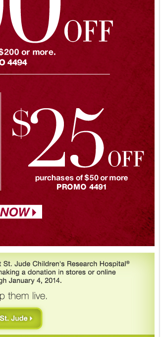 Last Day to use this coupon in stores & online!