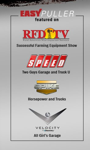 Watch the Easy Puller on Spike Tv's HORSEPOWER