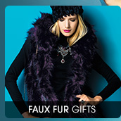 FAUX FUR GIFTS