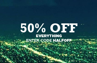 Use Code: HALFOFF