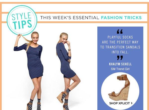 Style Tips! Shop Xplicit