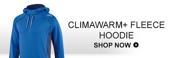 Shop Men's Climawarm+ Fleece Hoodie  »