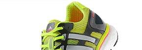 Shop Men's adios Boost Shoes »