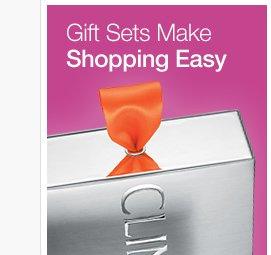 Gift Sets Make Shopping Easy