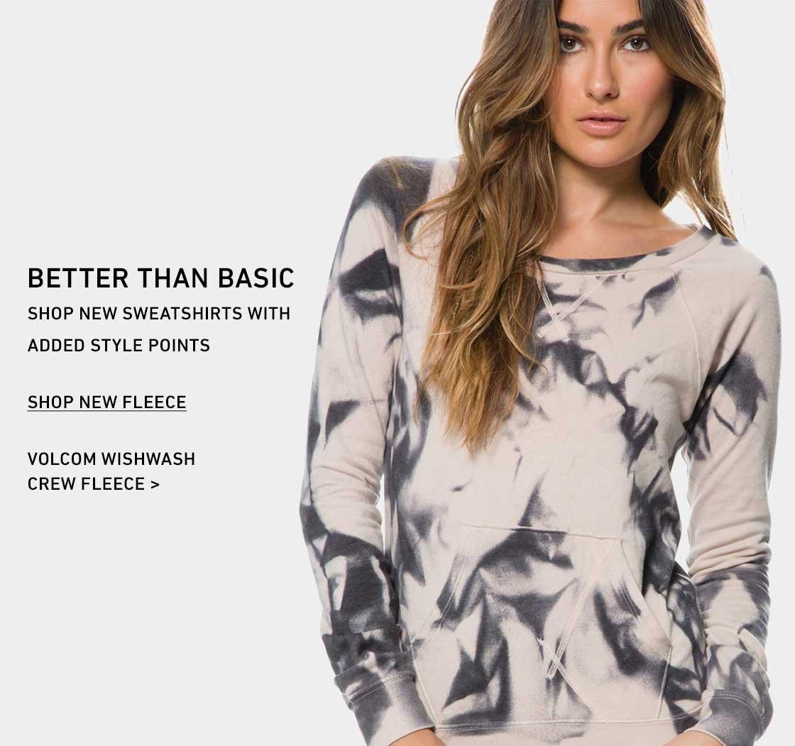 Shop New Fleece