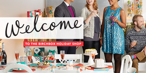 Welcome To The Birchbox Shop