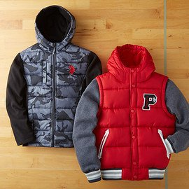 U.S. Polo Assn.: Outerwear