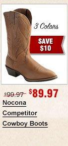 Nocona Competitior Cowboy Boots