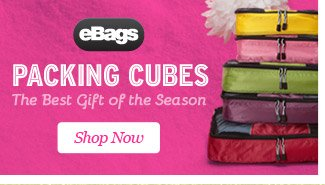 Shop eBags Packing Cubes.