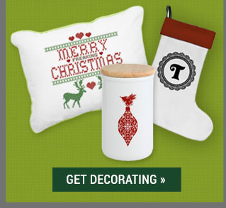 Get decorating