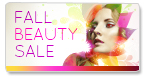Fall Beauty Sale