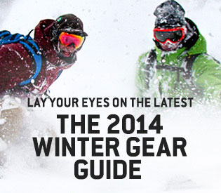 2014 Winter Gear Guide