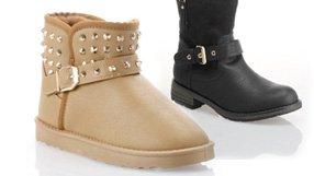 Comfy Cozy Boots