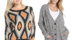 Cool and Casual Sweaters