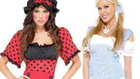 Costume Blowout - 90% off