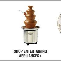 Shop Entertaining Appliances.