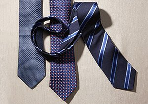 The Sunday Blues: Ties, Bow Ties & More