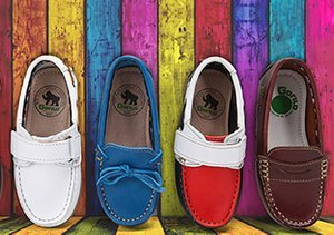 Easy On: Kids' Mocs & Loafers