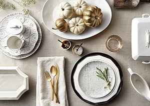 Rethinking The Classics: Tabletop & Décor