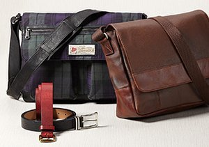 The British Belt Company: Bags, Belts & More