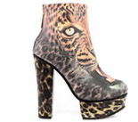 Don't Pussy Foot Bootie - $79.99
