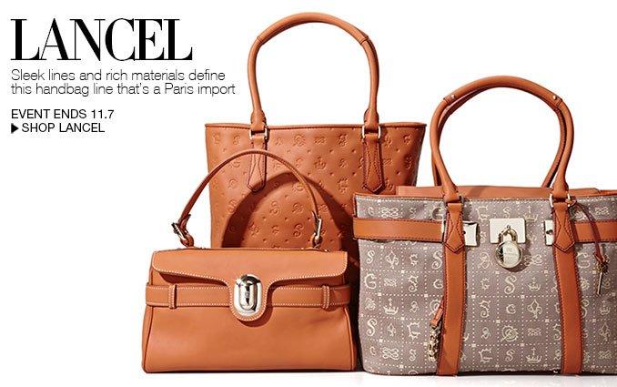 Shop Lancel Handbags