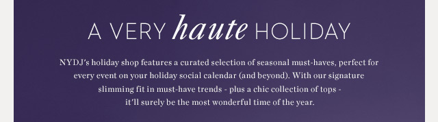 Haute Holiday