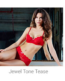 Jewel Tone Tease collection