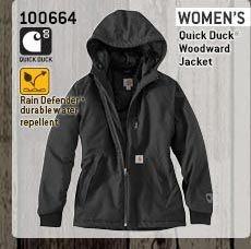 Women's Quick Duck Woodward Jacket