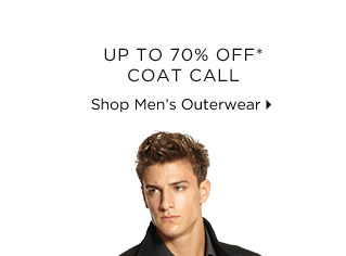 Up To 60% Off* Coat Call