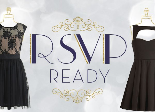 RSVP Ready - 20% off all party frocks!