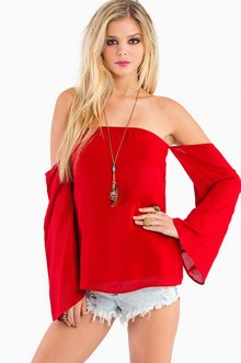 EDIE OFF SHOULDER TOP 29