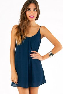 FEELING CAMI SHIFT DRESS 29