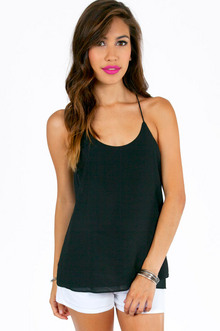 LIZ STRAPPY TANK TOP 23