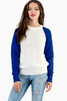 RACING REGINA KNIT SWEATER 47
