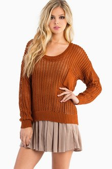 RUN TO YOU KNIT SWEATER 61