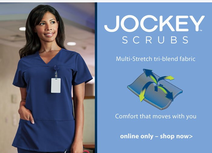 Shop Jockey Scrubs