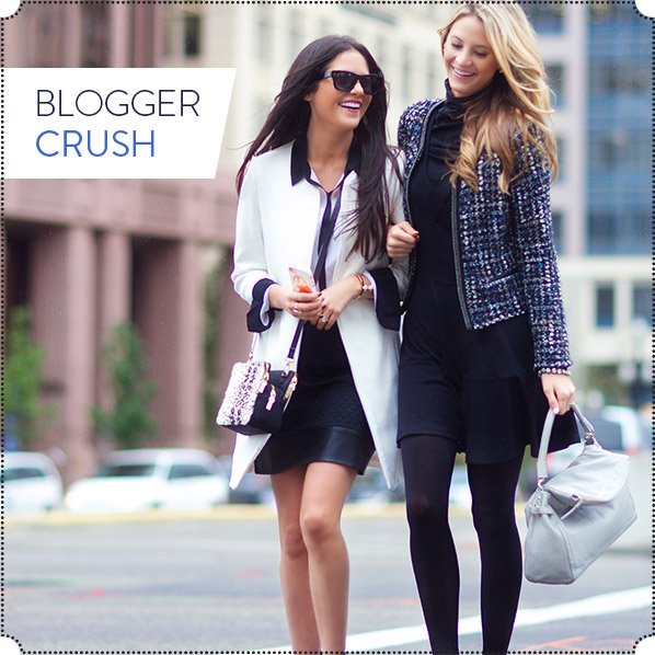 BLOGGER CRUSH