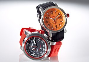 Pop of Color: Watches