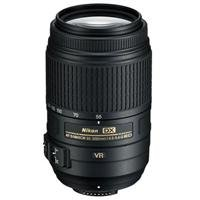 Adorama - Nikon 55-300mm f/4.5-5.6G ED AF-S DX VR II Vibration Reduction Lens