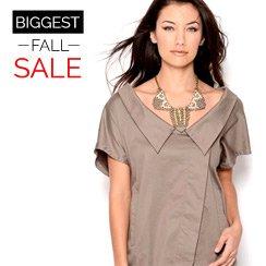 The Biggest Fall Sale: Designer Apparel for Her