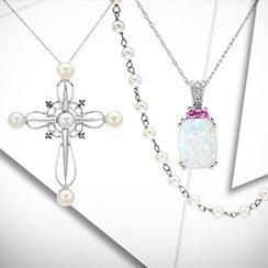 Under $299: White Gold Jewelry Sale