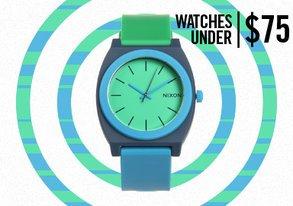 Shop Watches Under $75