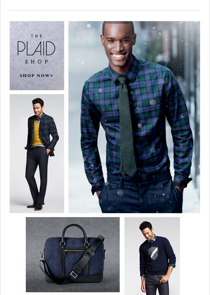 THE PLAID SHOP | SHOP NOW