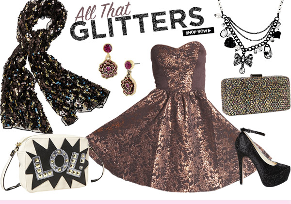 All That Glitters! Shop Now