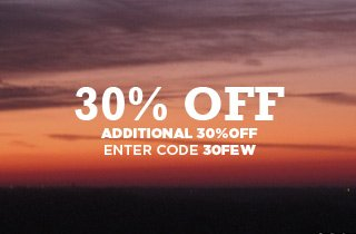 Few & Final Additional 30% Off