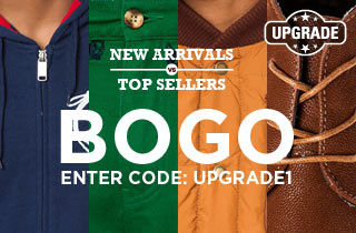 New Arrivals v. Top Sellers: UPGRADE