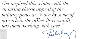 Rachel's Quote